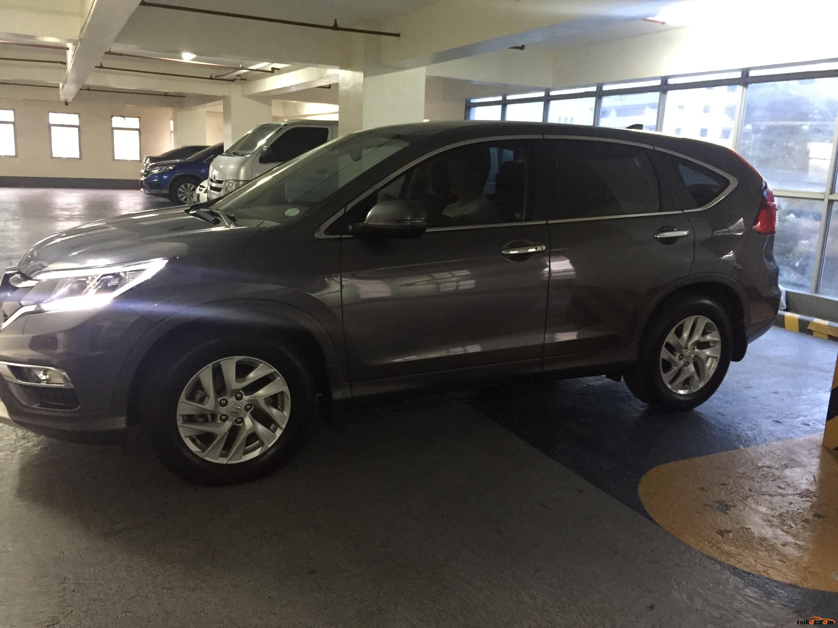 Honda Cr-V 2015 - 5