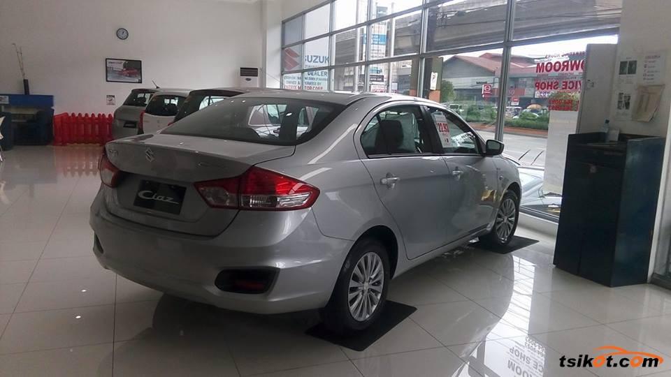 Suzuki Ciaz 2016 - 2