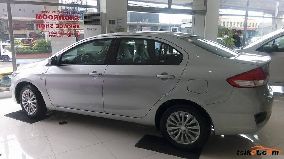 Suzuki Ciaz 2016 - 3