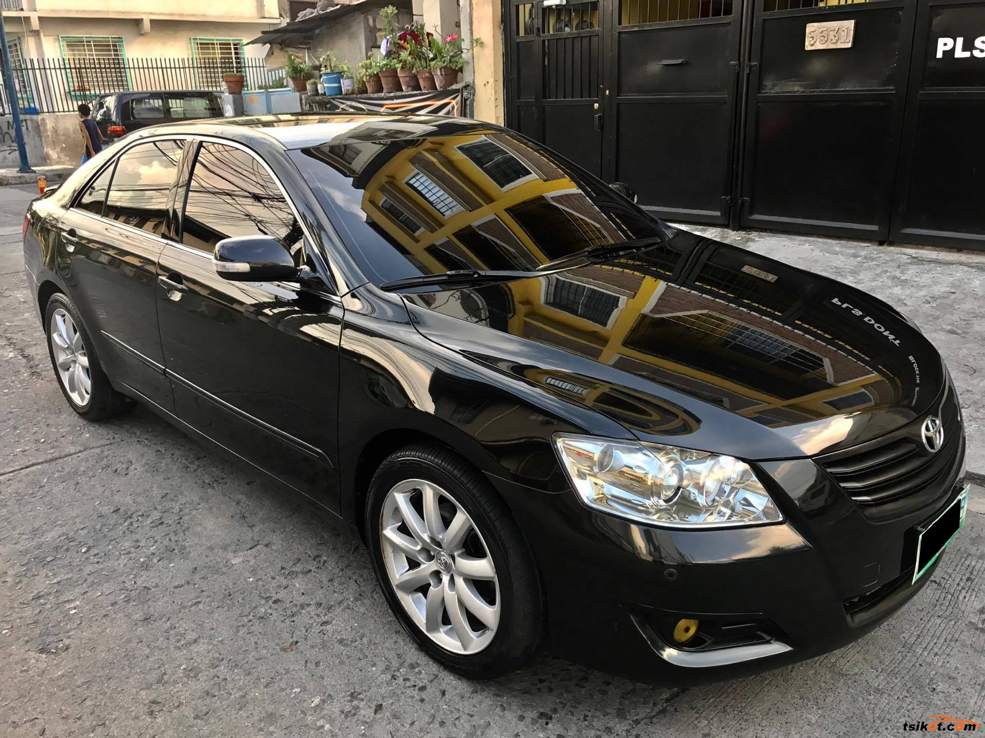toyota camry 2007 car for sale metro manila. Black Bedroom Furniture Sets. Home Design Ideas