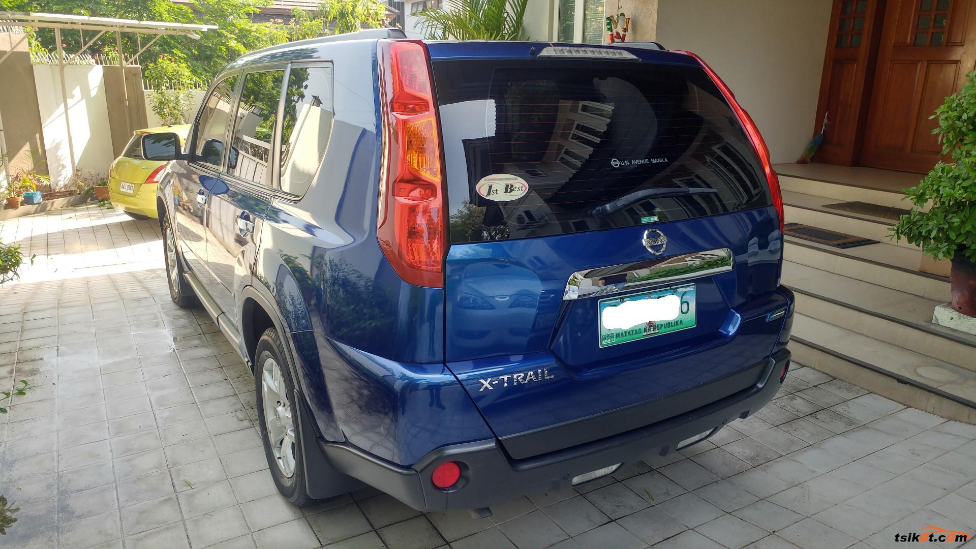 Nissan X-Trail 2011 - 3
