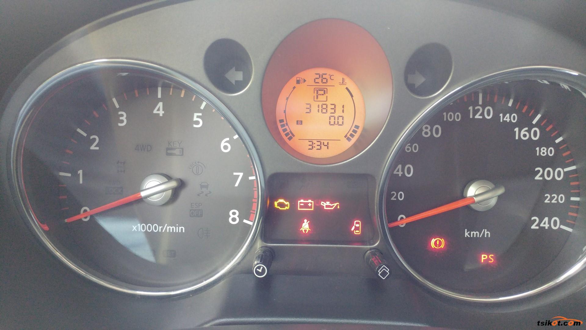 Nissan X-Trail 2011 - 8