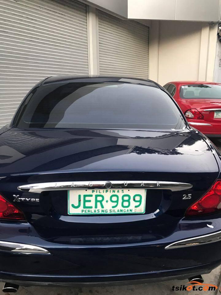 Jaguar X-Type 2003 - 2