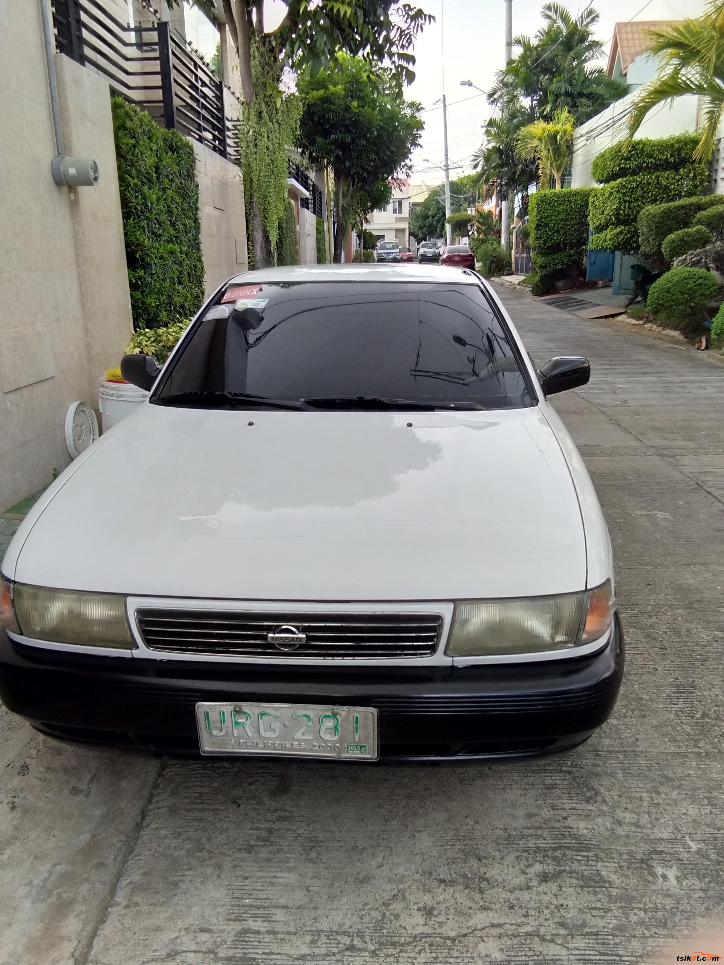 Nissan Sentra 1997 - 4