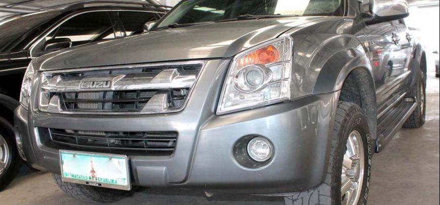 Isuzu D-Max 2005 - 1