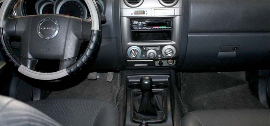 Isuzu D-Max 2005 - 7