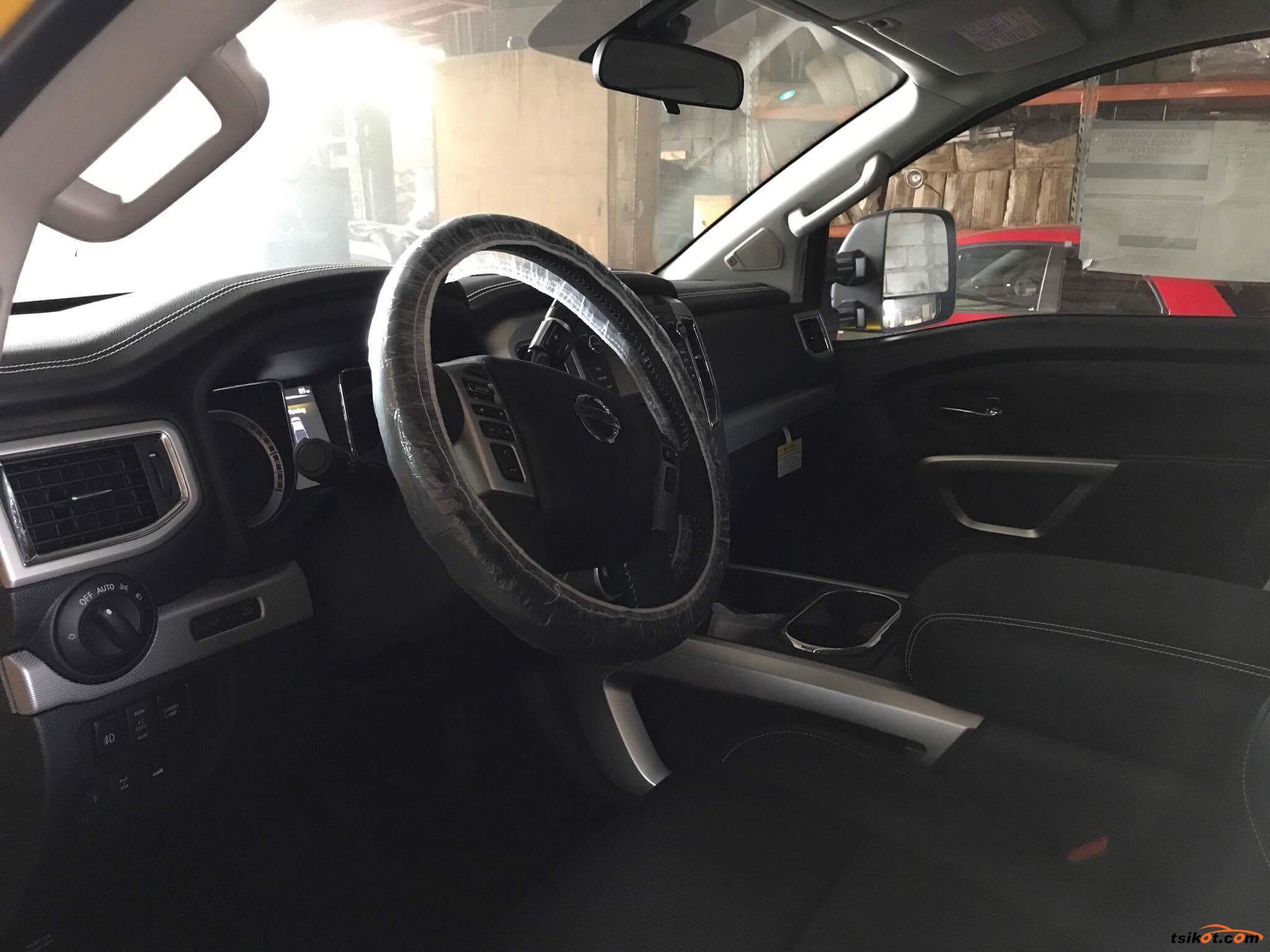 Nissan Titan 2016 - 1