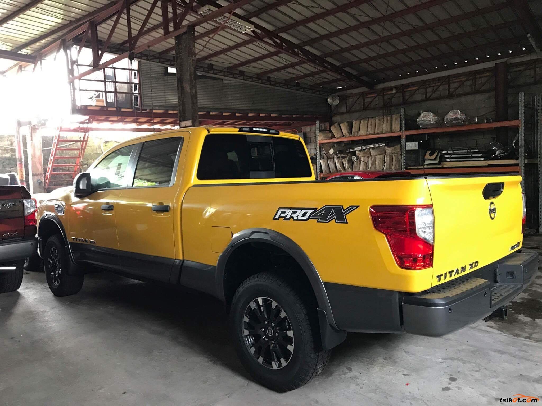 Nissan Titan 2016 - 5