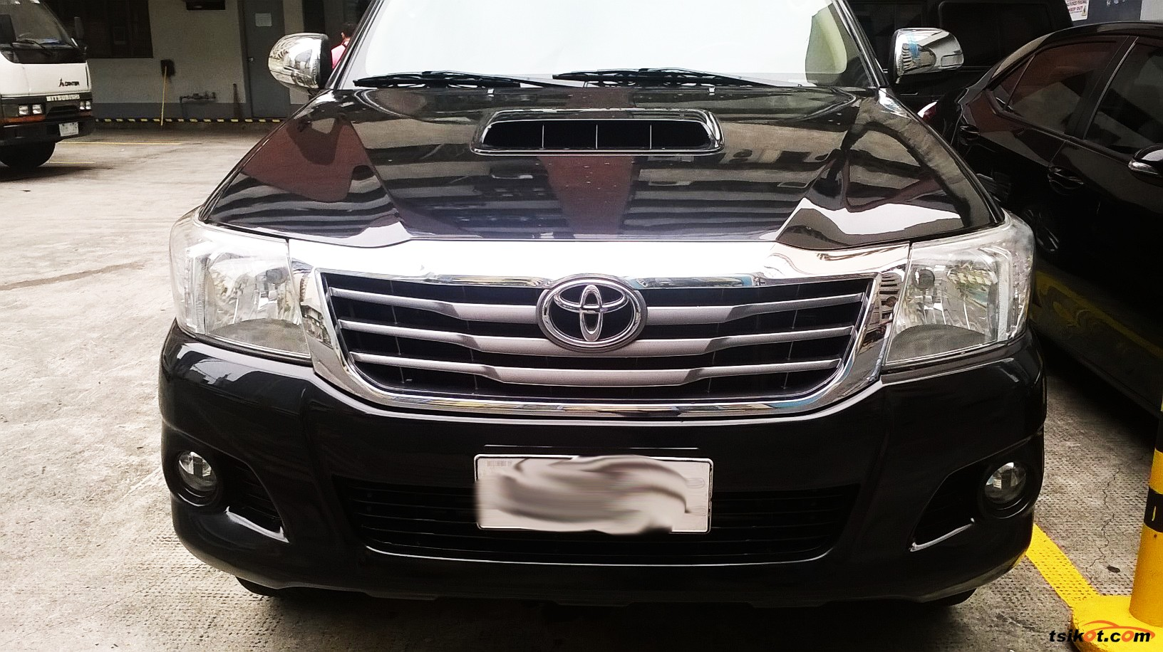 toyota hilux 2015 car for sale metro manila. Black Bedroom Furniture Sets. Home Design Ideas