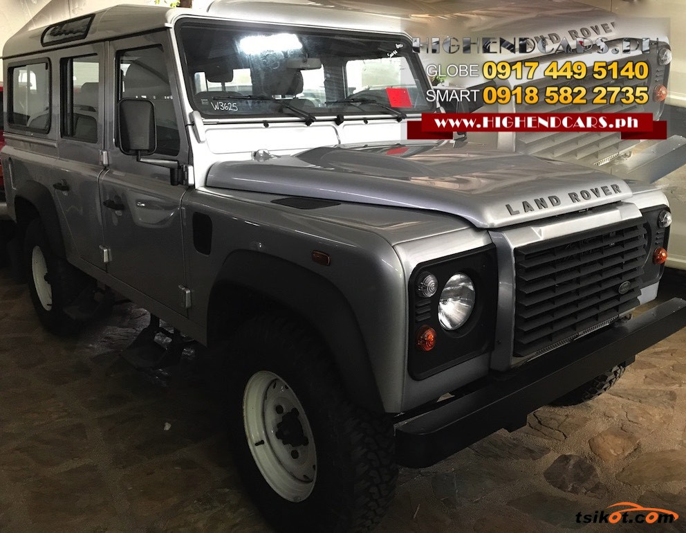 land rover defender 2016 car for sale metro manila philippines. Black Bedroom Furniture Sets. Home Design Ideas