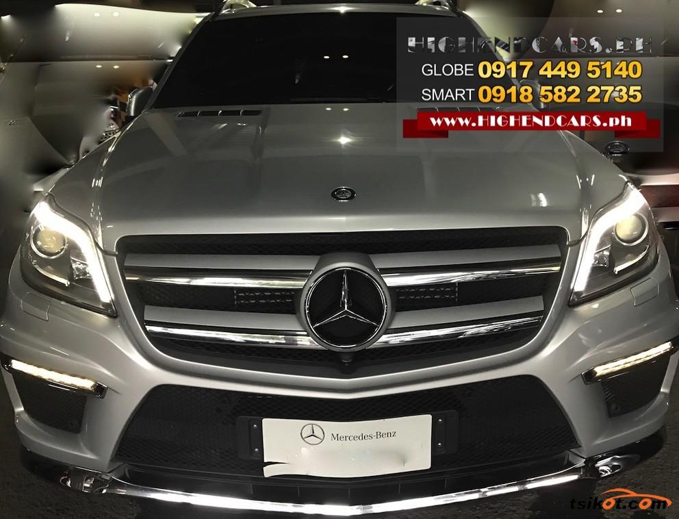 Mercedes benz gl class 2015 car for sale metro manila for 2015 mercedes benz gl class price