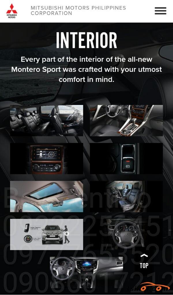 Mitsubishi Montero 2017 - 3