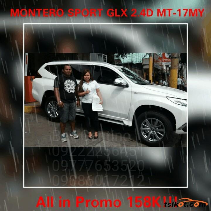 Mitsubishi Montero 2017 - 6