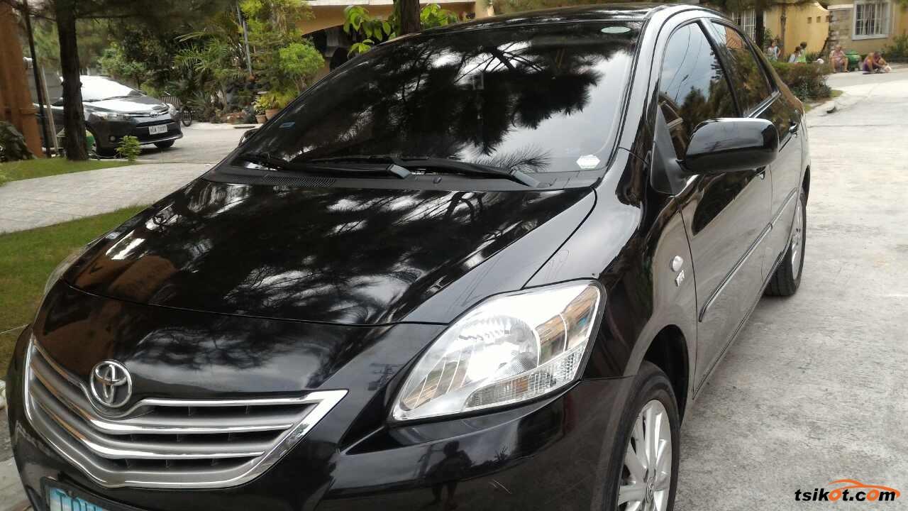 Toyota Vios 2012 - 2
