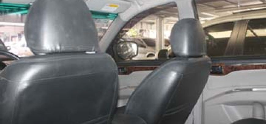 Mitsubishi Montero 2006 - 11