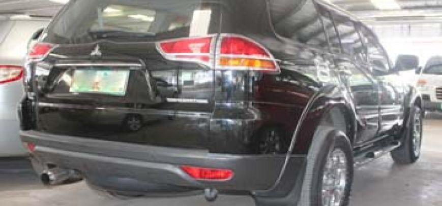 Mitsubishi Montero 2006 - 9