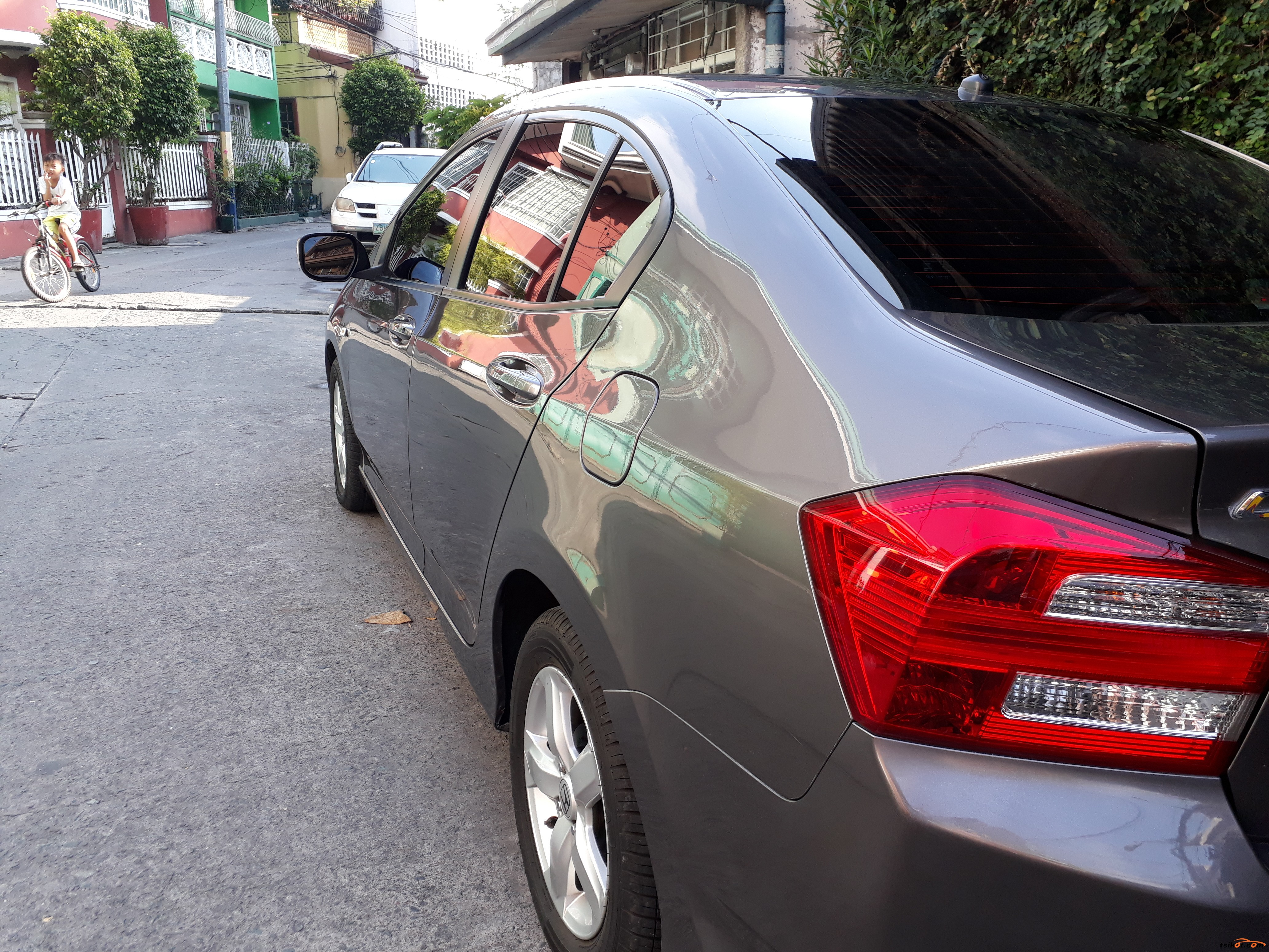 Honda City 2012 - 3