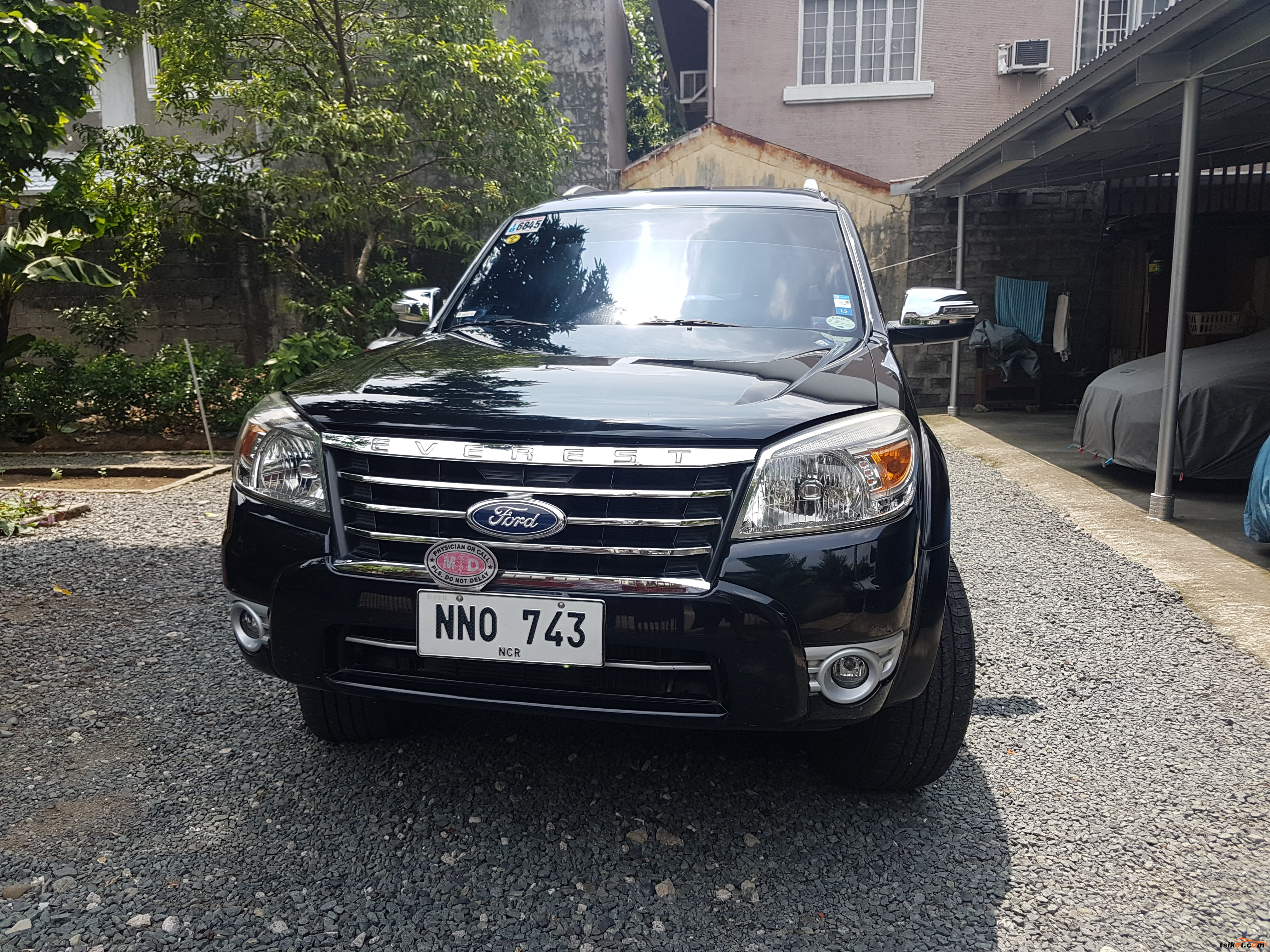 Ford Everest 2009 Car For Sale Metro Manila