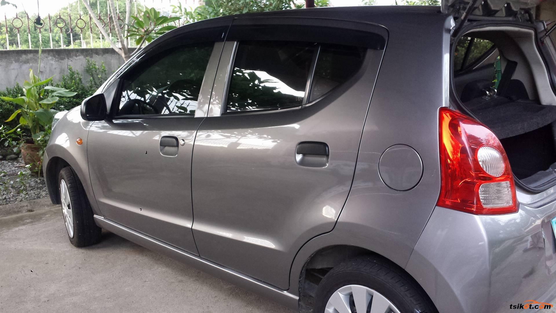 Suzuki Celerio 2013 - 4