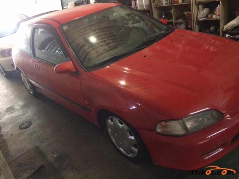 Honda Civic 1993 - 3