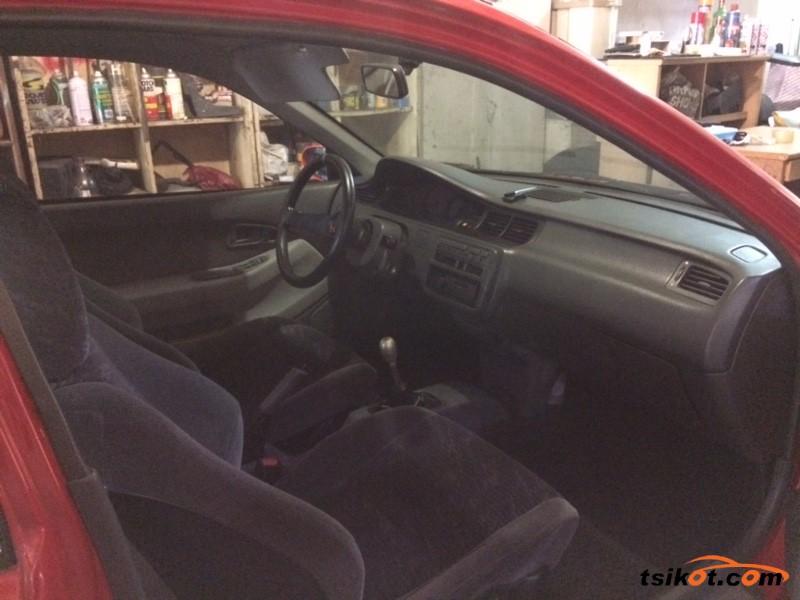 Honda Civic 1993 - 4