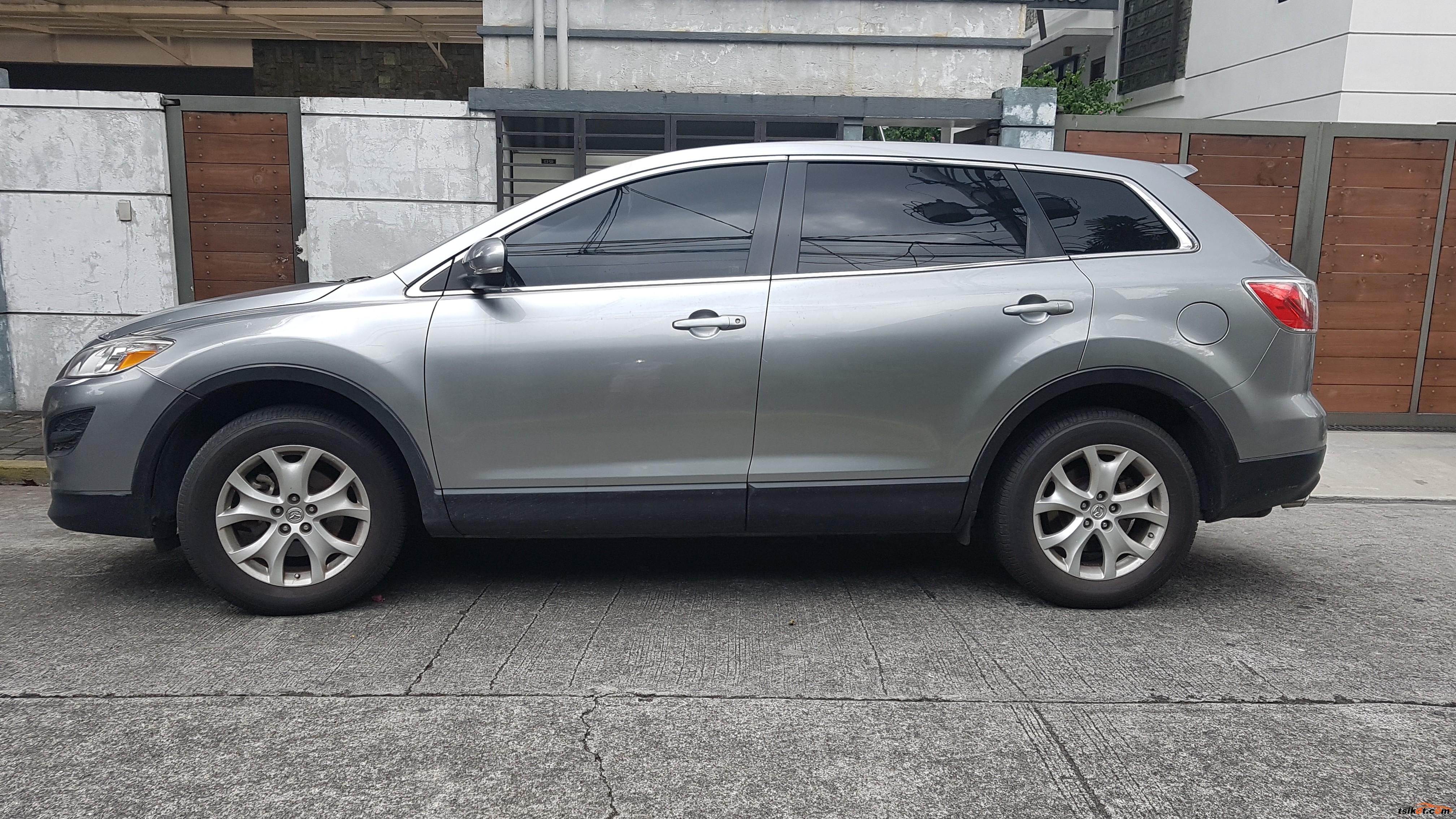 Mazda Cx-9 2012 - 2