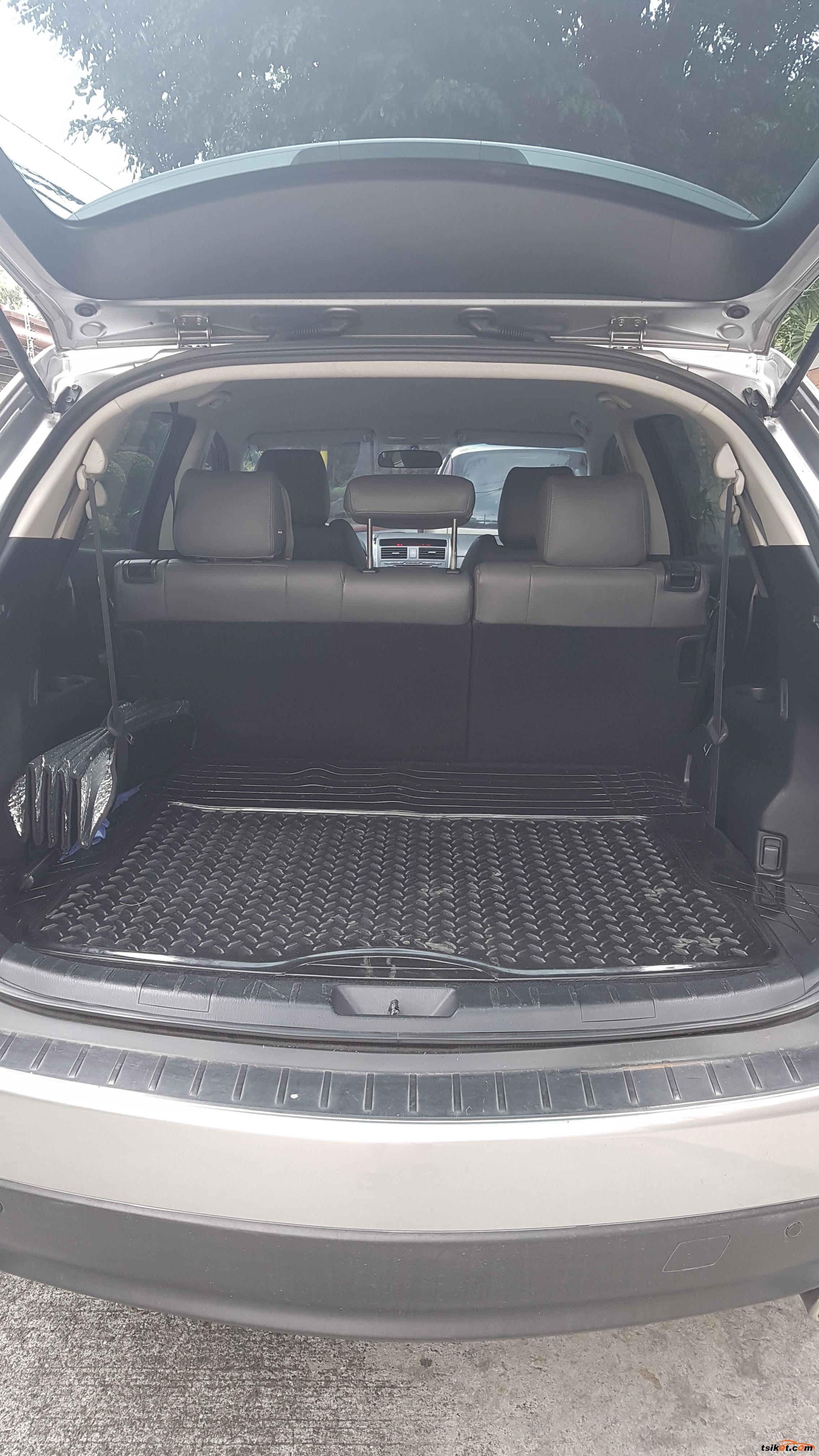 Mazda Cx-9 2012 - 4