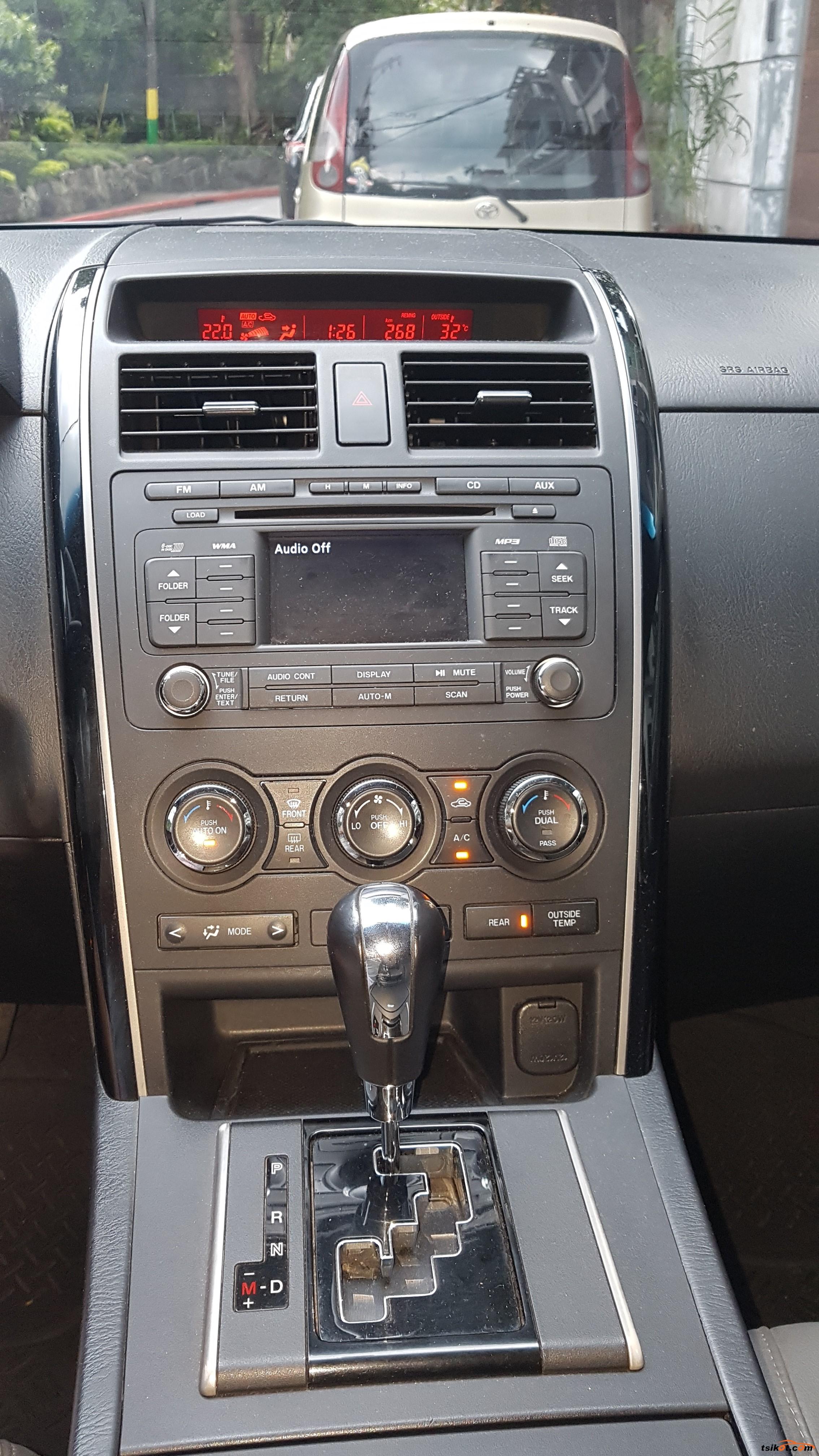 Mazda Cx-9 2012 - 7