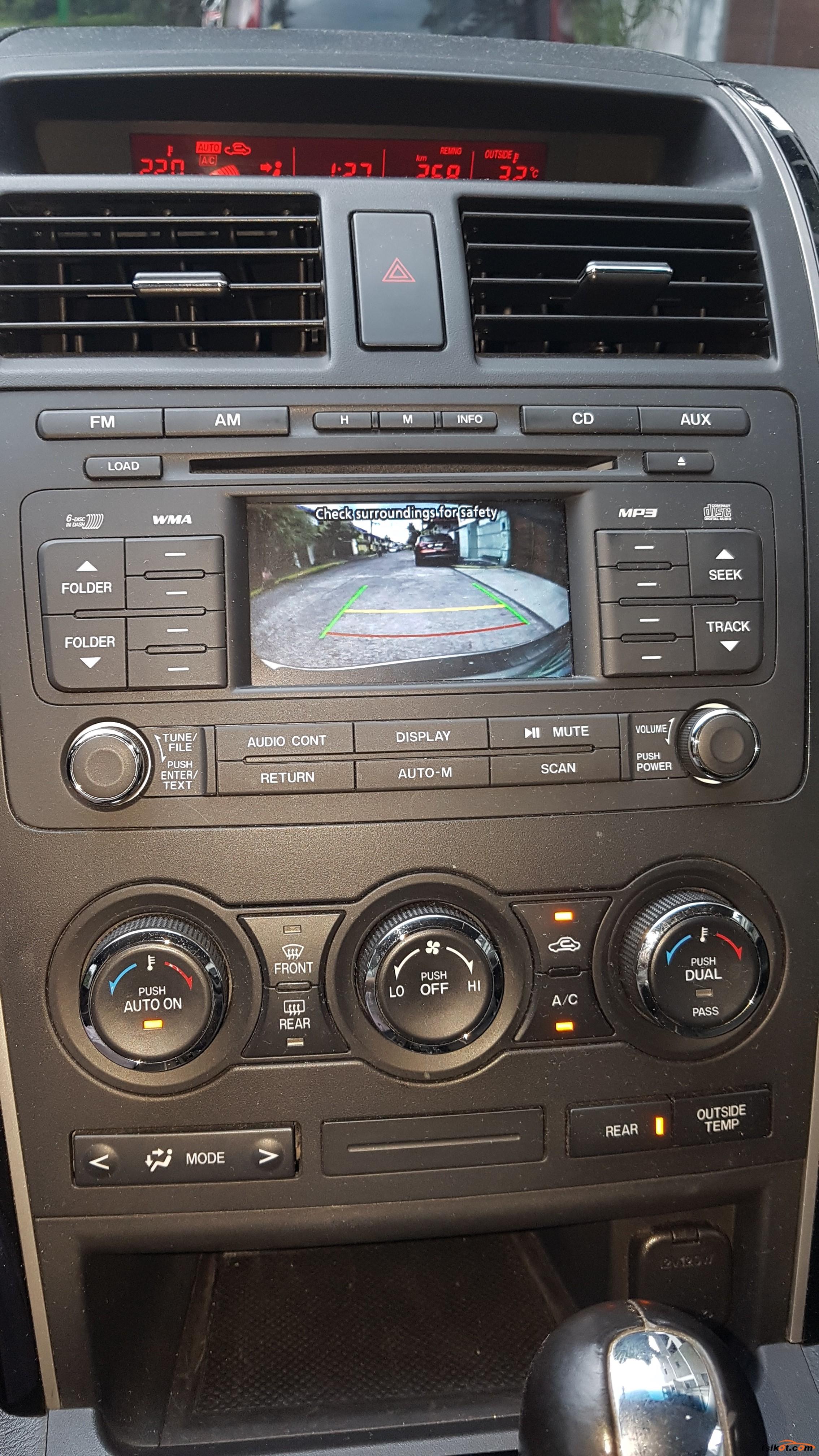 Mazda Cx-9 2012 - 9