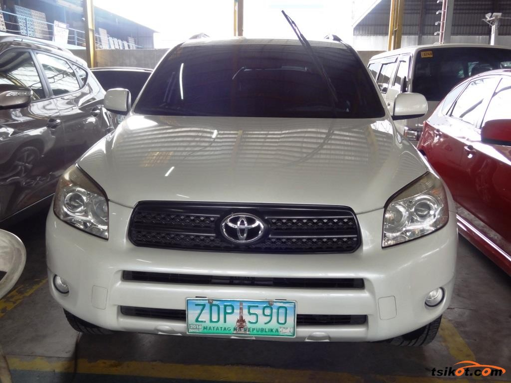 toyota rav4 2006 car for sale metro manila philippines. Black Bedroom Furniture Sets. Home Design Ideas