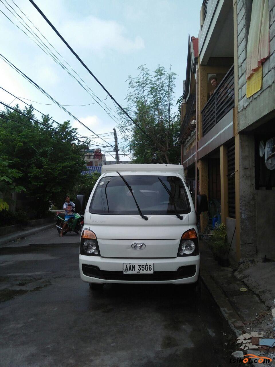 Hyundai H-100 2014 - 1
