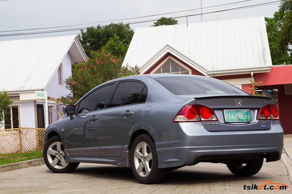 Honda Civic 2006 - 4