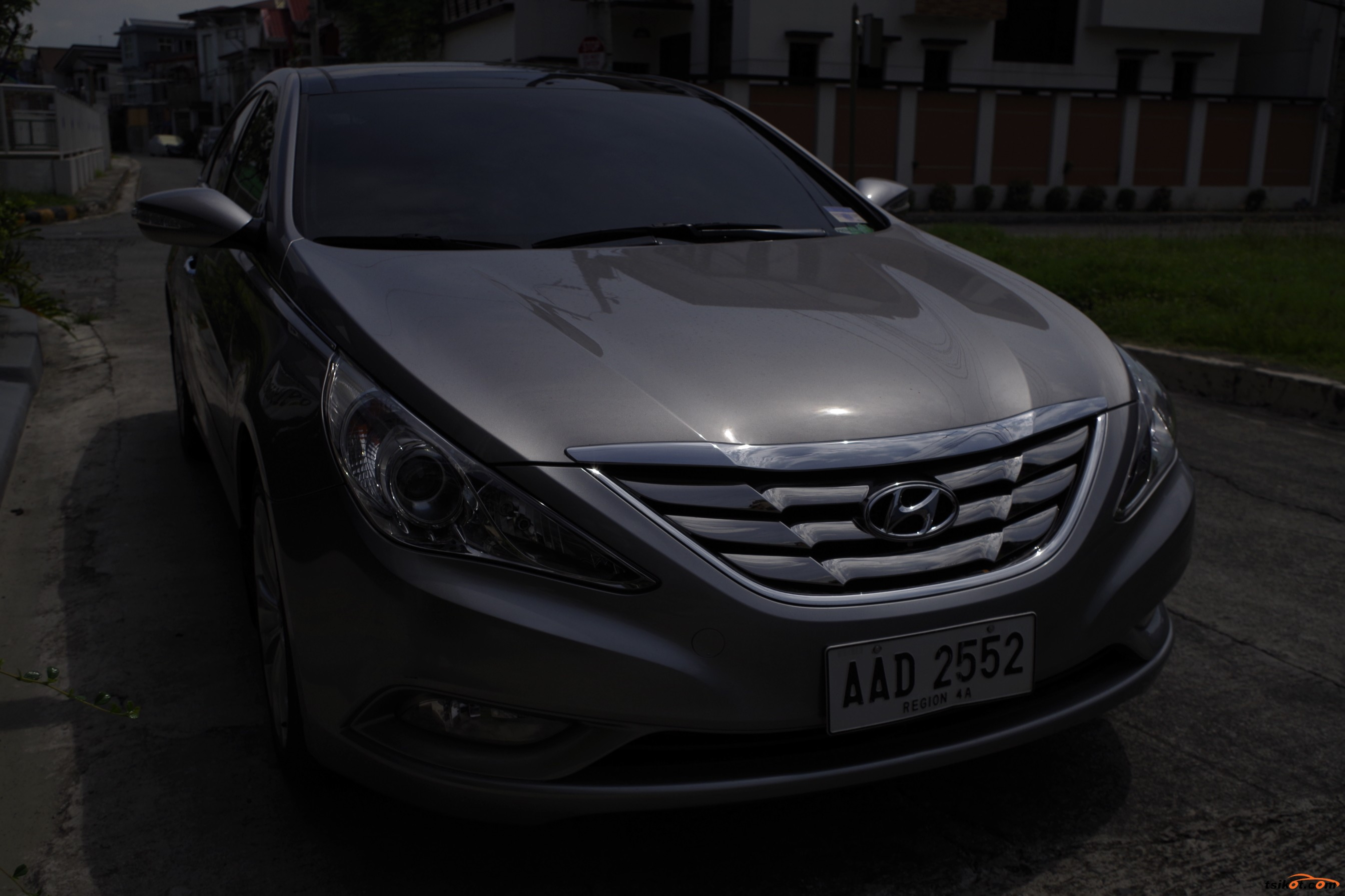 Hyundai Sonata 2014 - 3