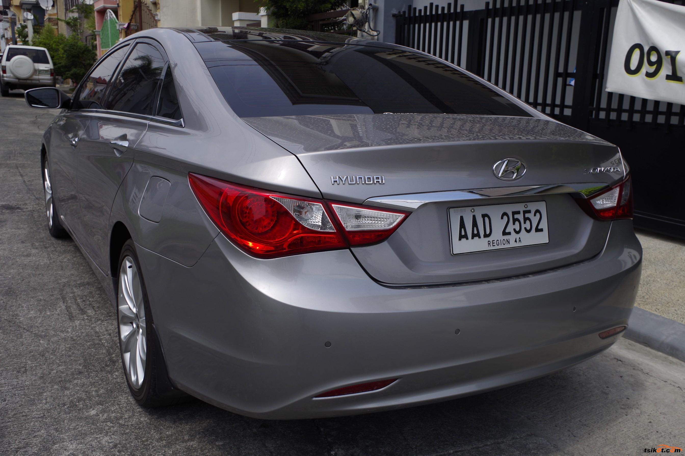 Hyundai Sonata 2014 - 6