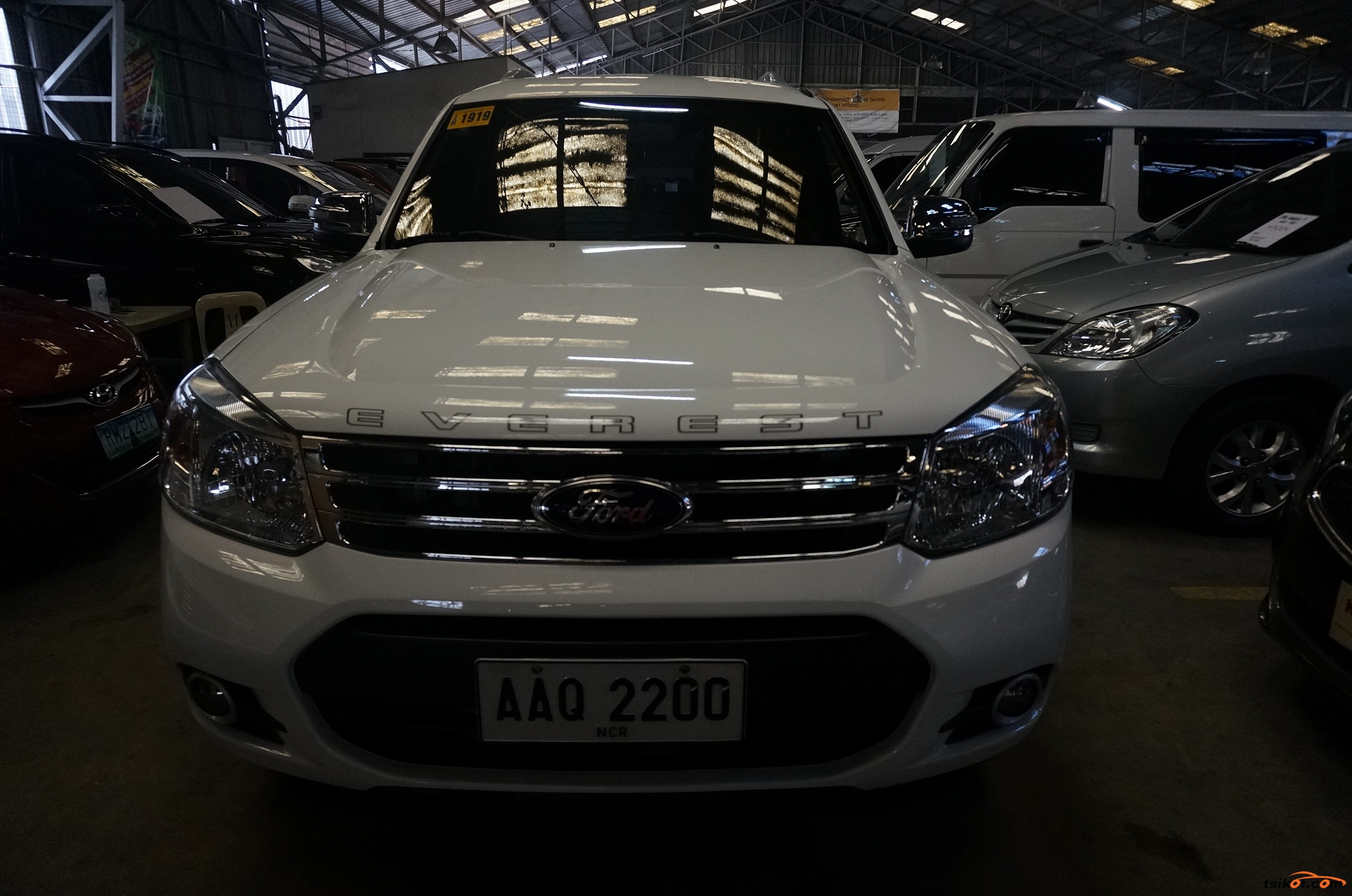 Ford Everest 2014 - 1