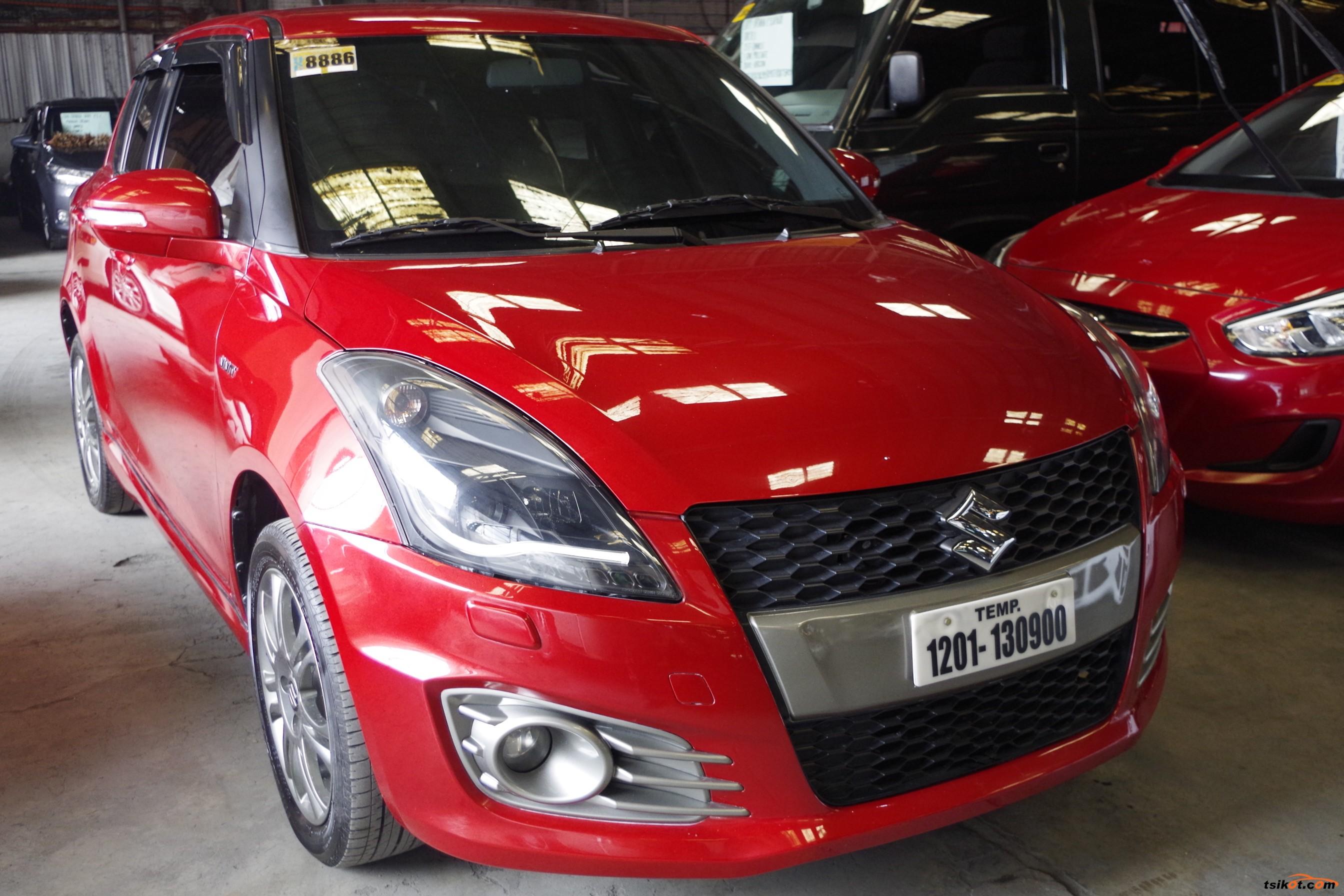 Suzuki Swift 2015 - 3