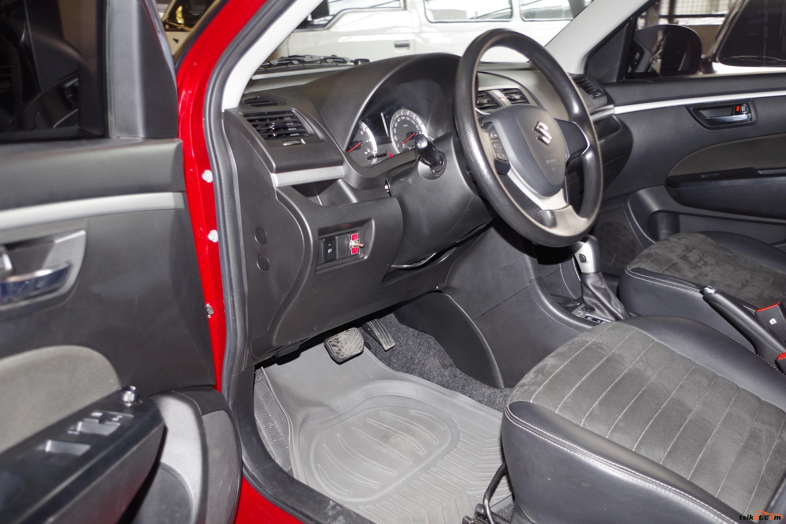 Suzuki Swift 2015 - 7