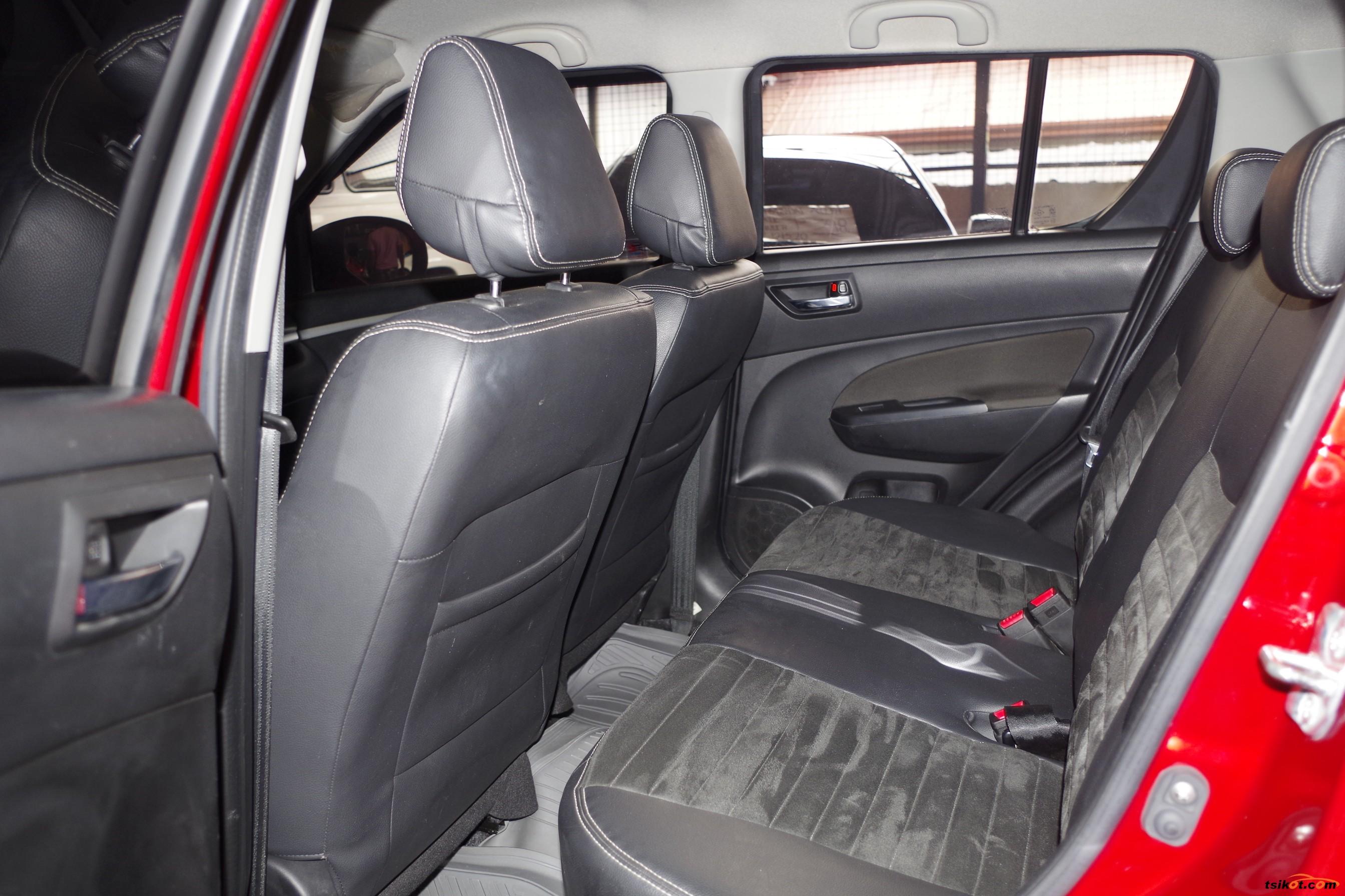 Suzuki Swift 2015 - 8