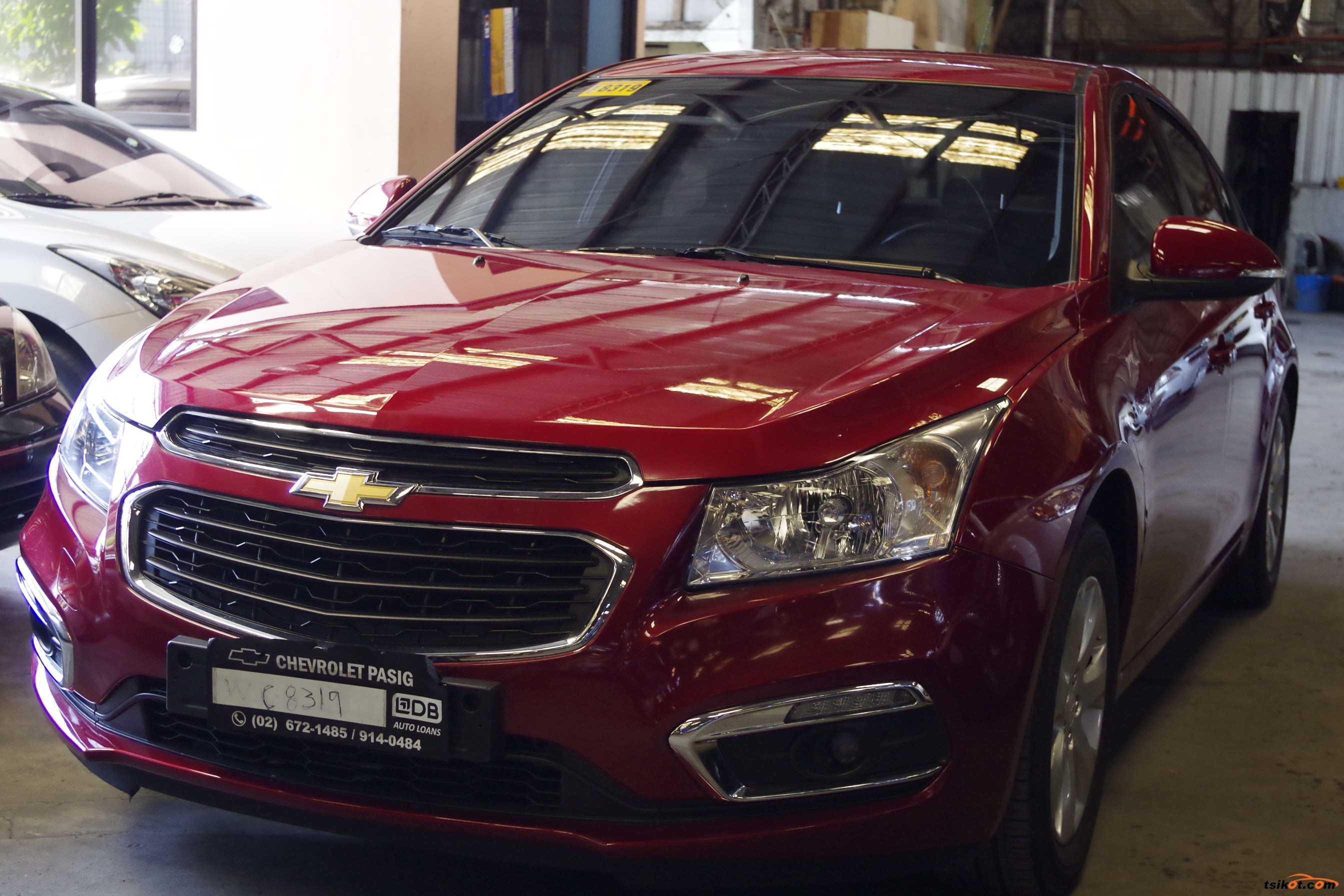 chevrolet cruze 2015 car for sale metro manila. Black Bedroom Furniture Sets. Home Design Ideas