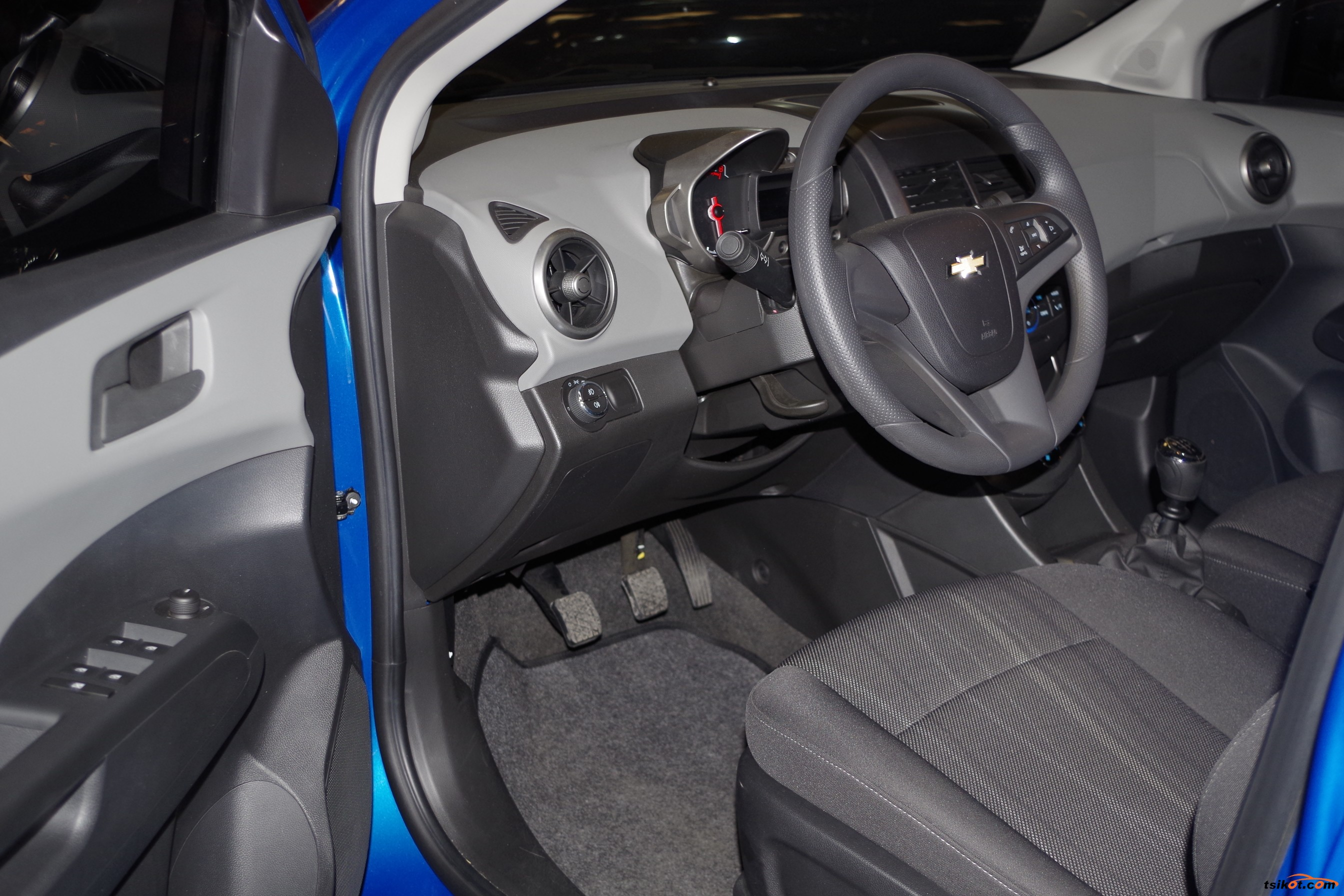 Chevrolet Sonic 2014 - 7