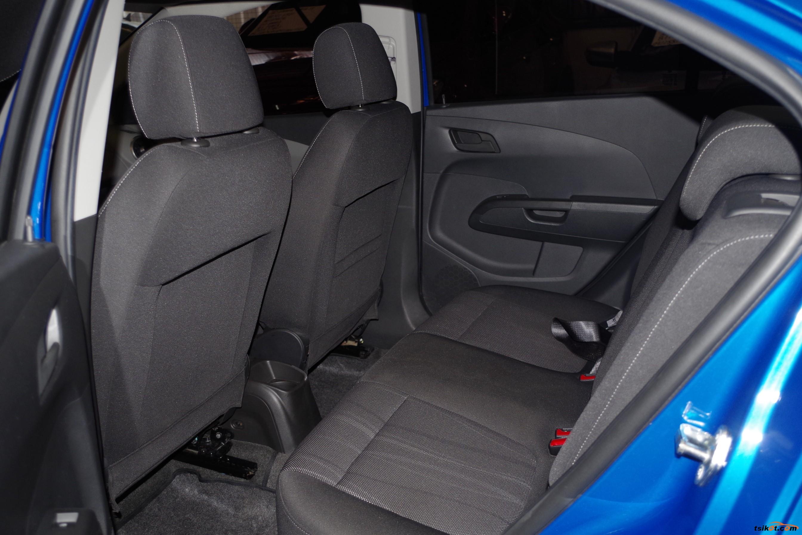 Chevrolet Sonic 2014 - 8