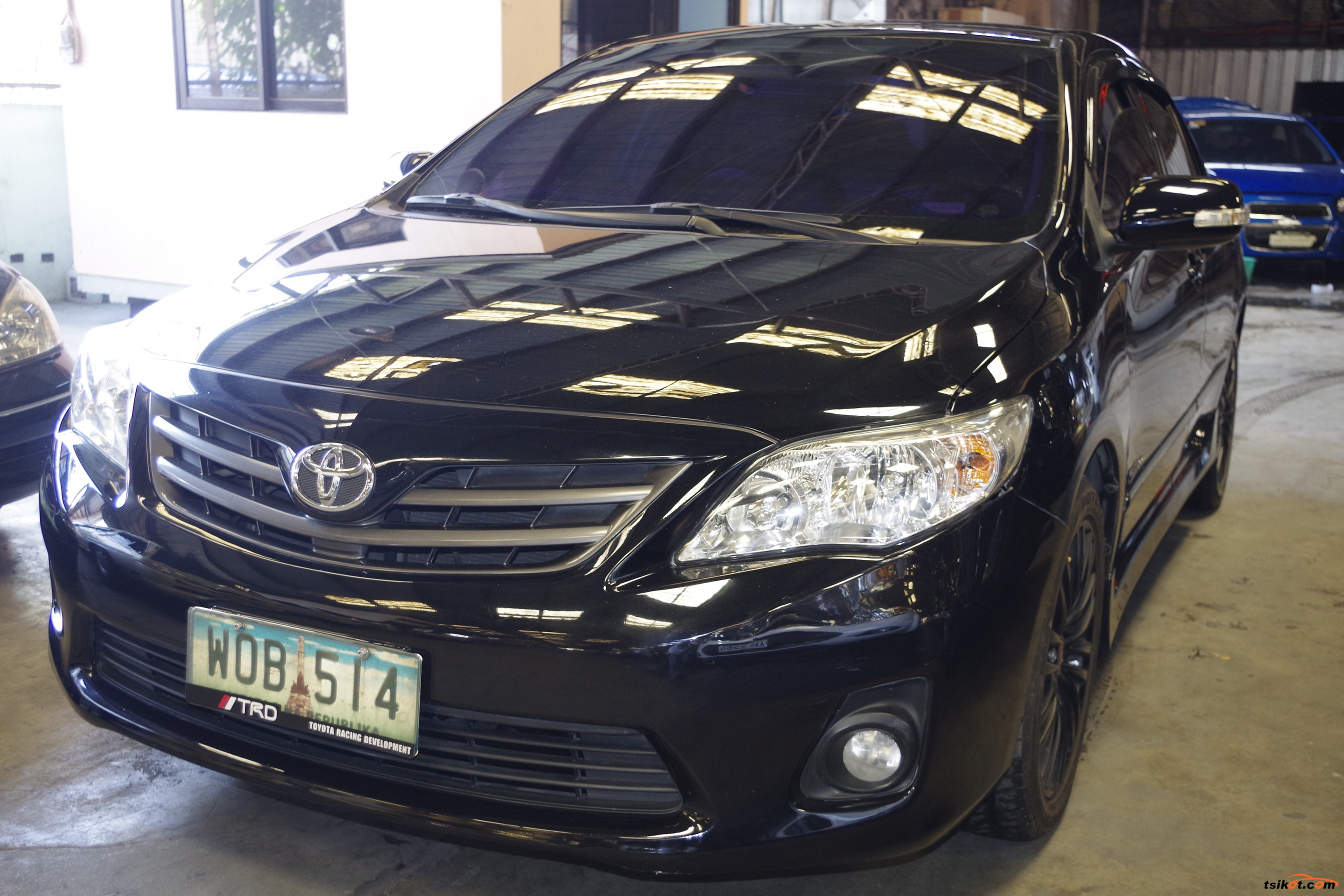 toyota corolla 2014 car for sale metro manila. Black Bedroom Furniture Sets. Home Design Ideas