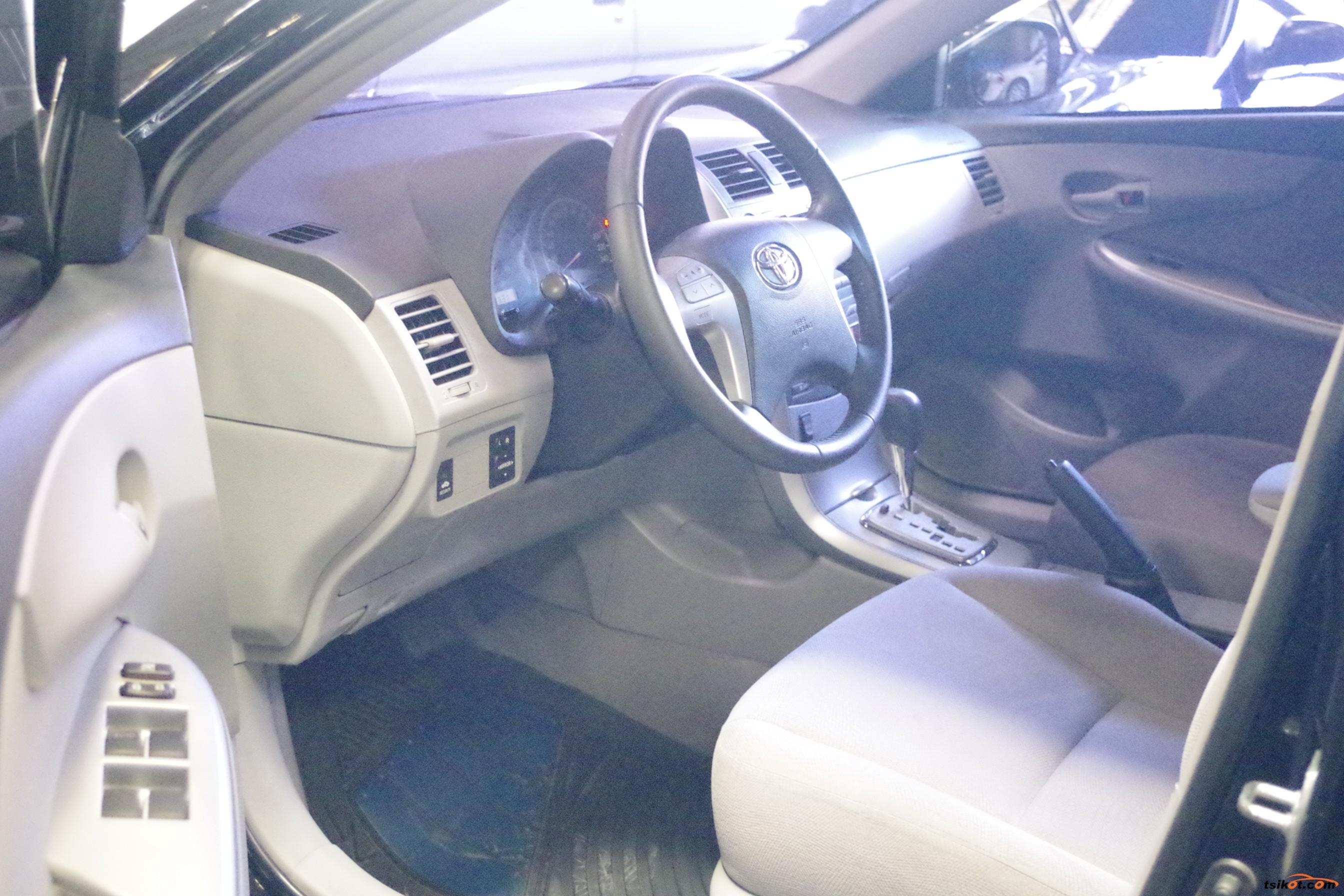 Toyota Corolla 2014 - 8