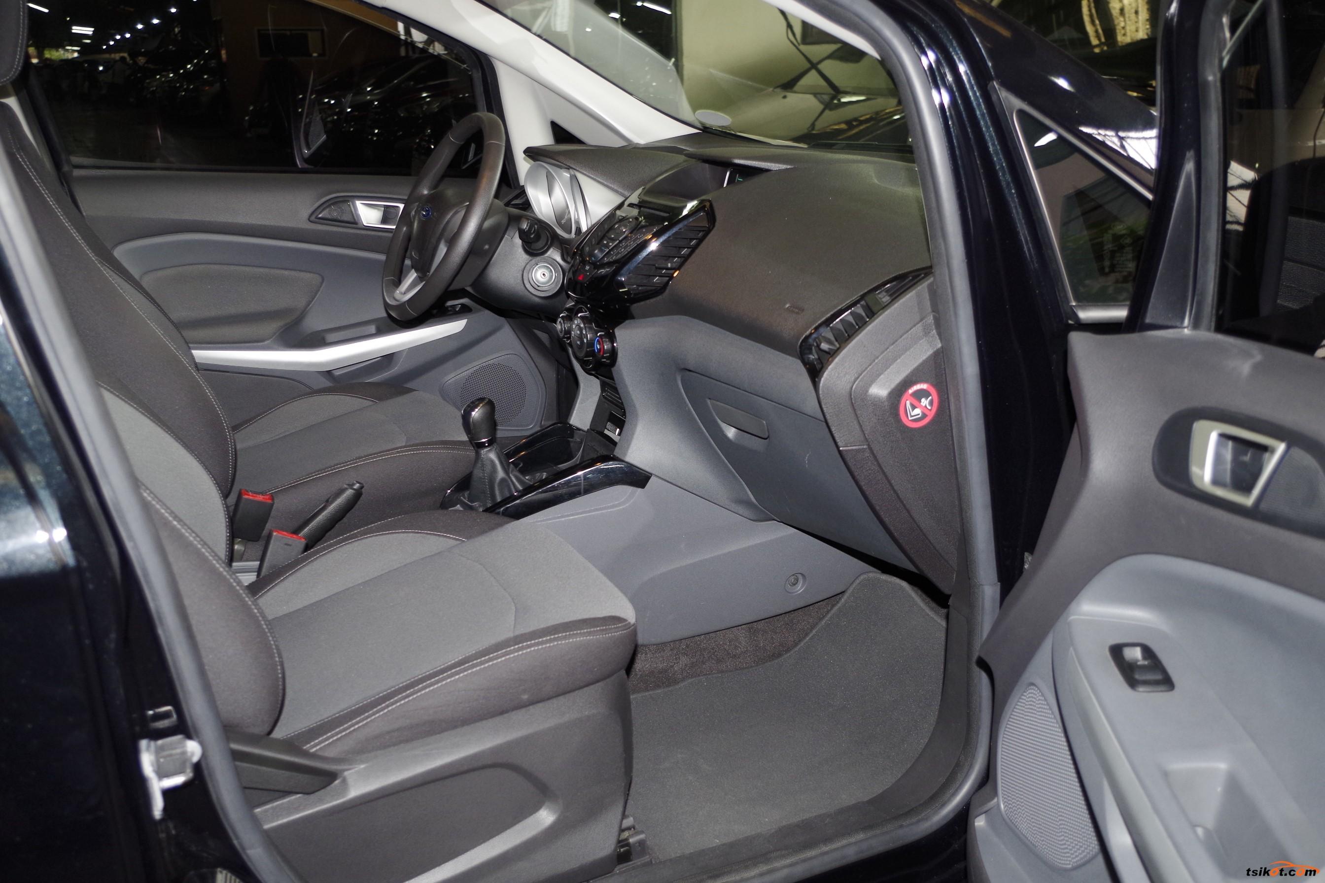 Ford Ecosport 2015 - 7