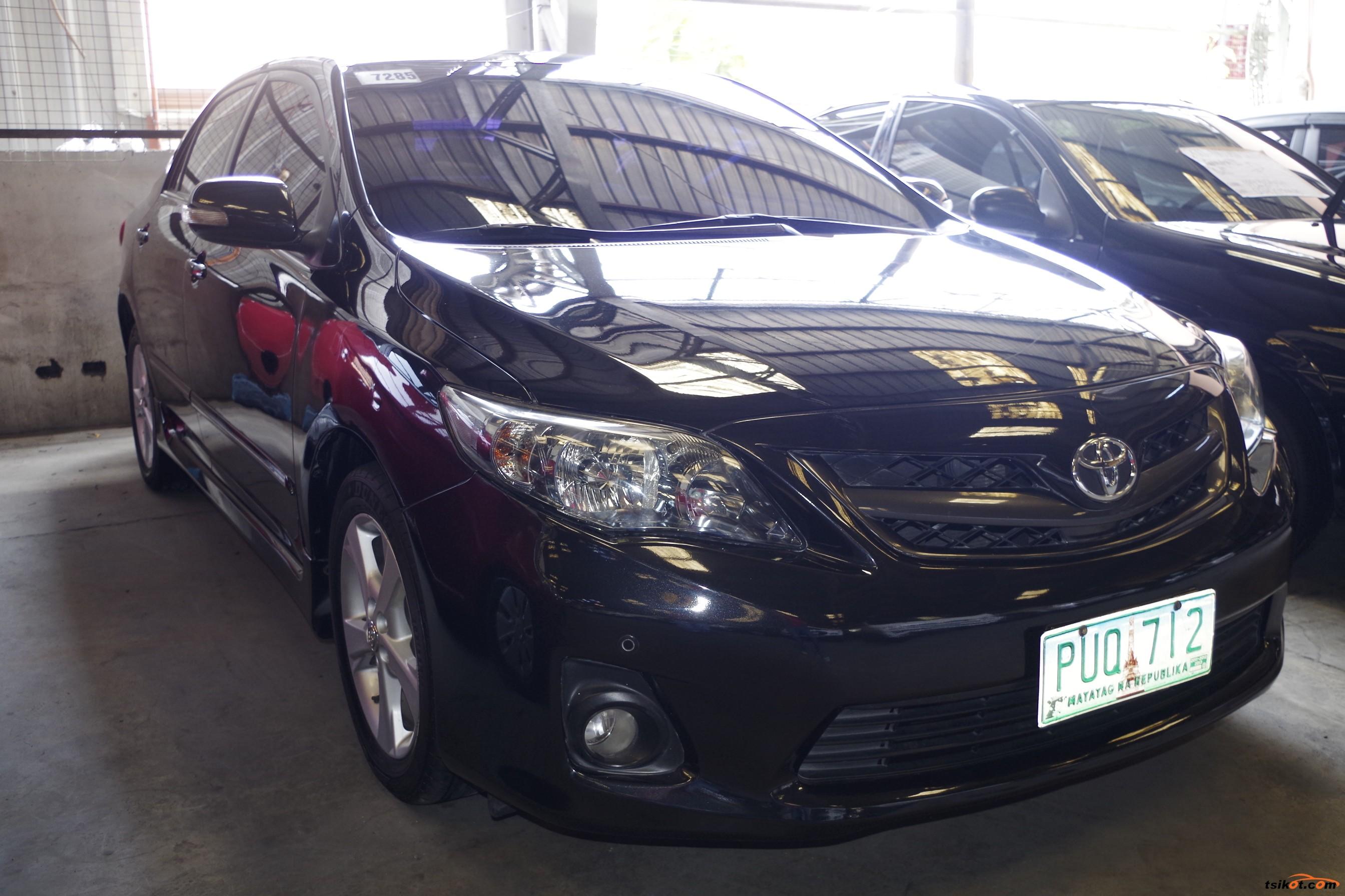 Toyota Corolla 2011 Car For Sale Metro Manila