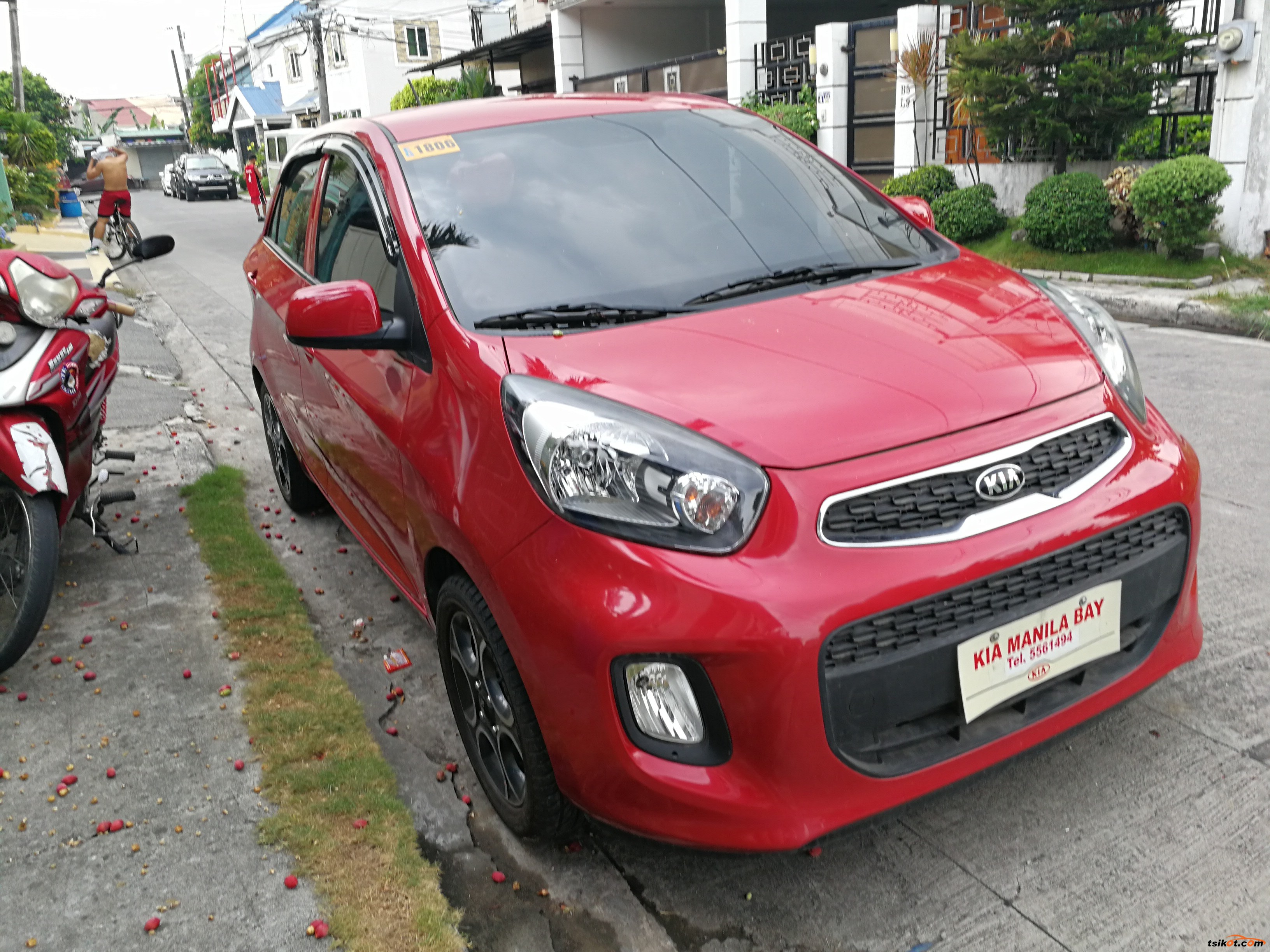 kia picanto 2016 car for sale metro manila. Black Bedroom Furniture Sets. Home Design Ideas
