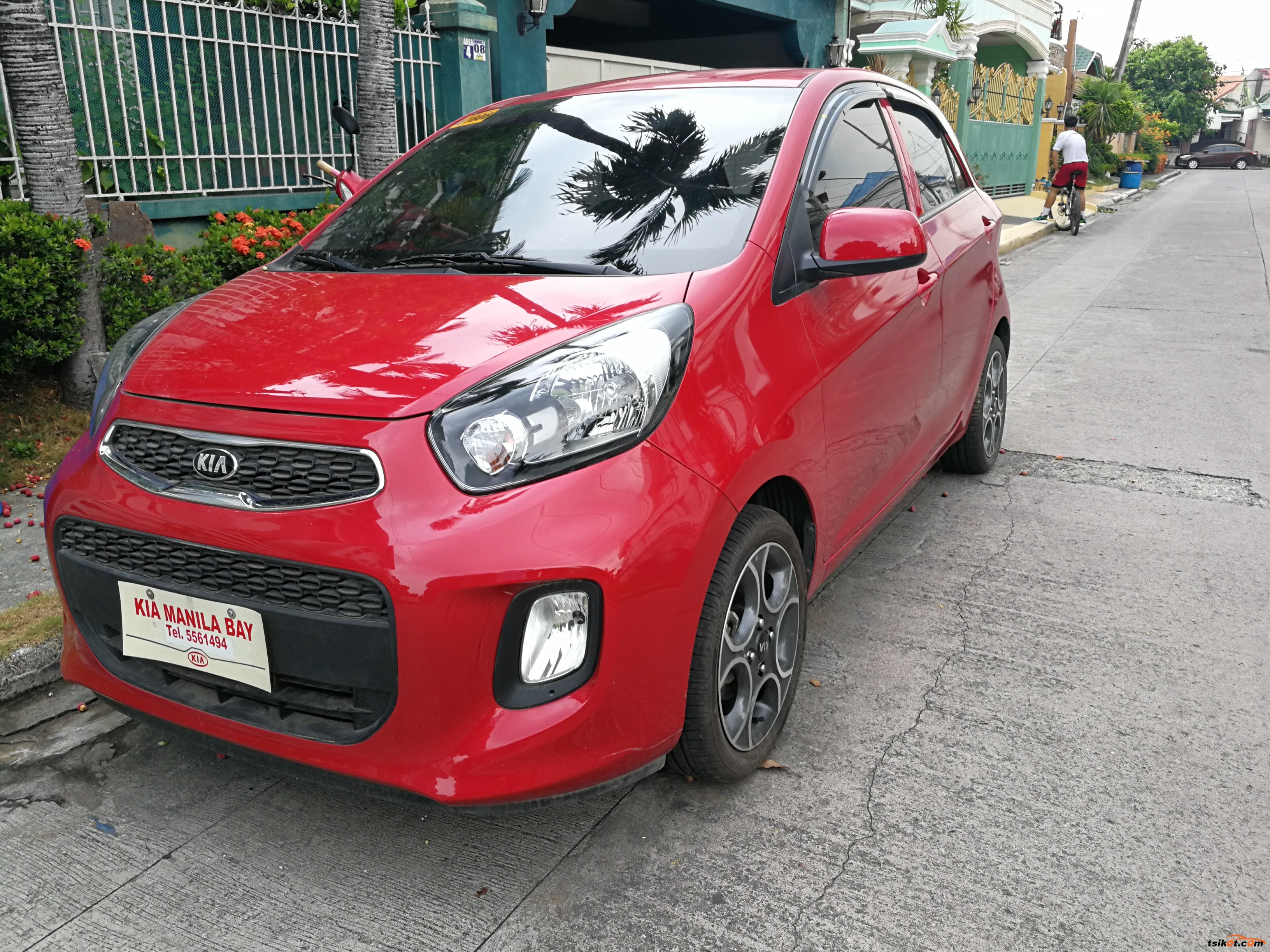 kia picanto 2016 car for sale metro manila philippines. Black Bedroom Furniture Sets. Home Design Ideas