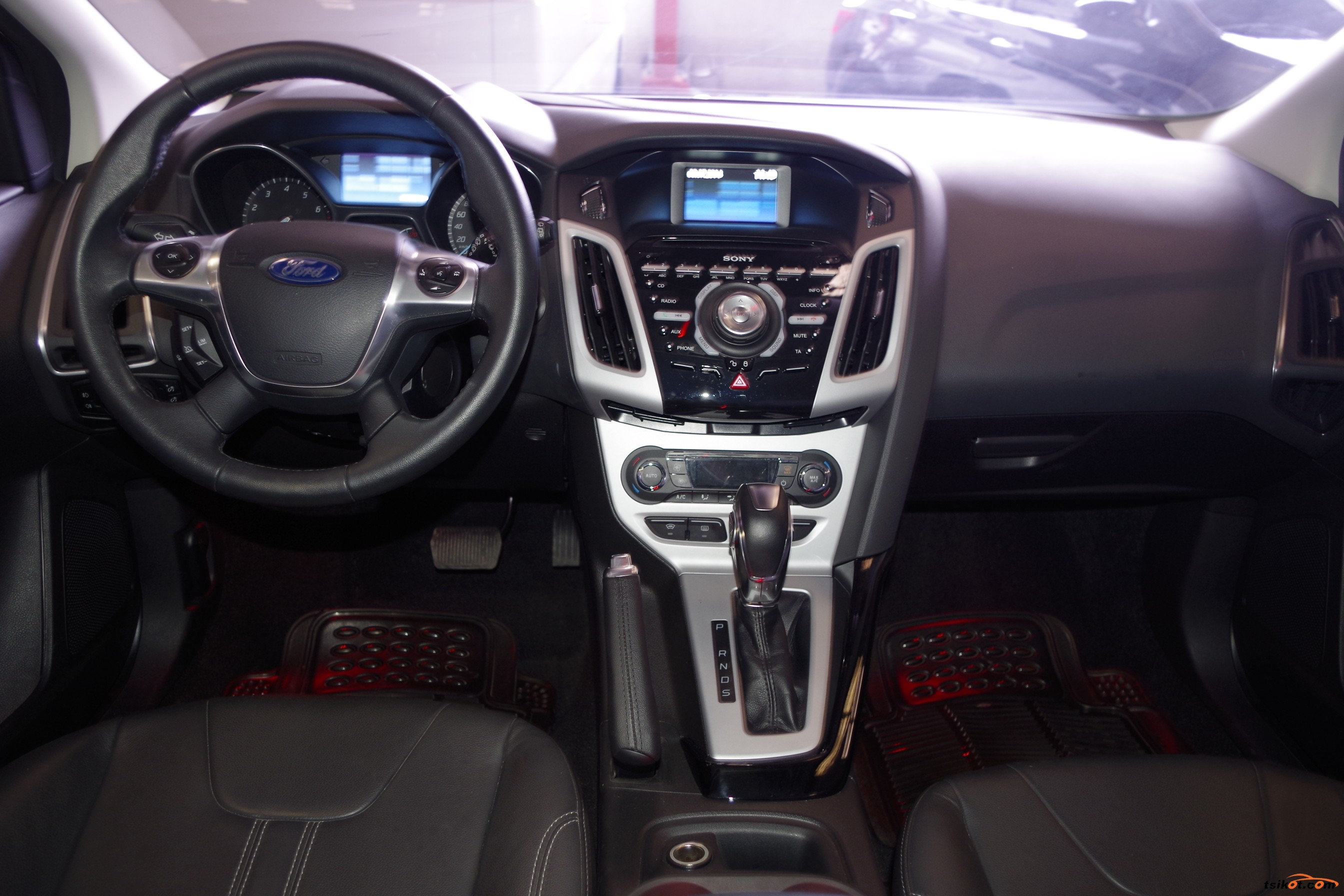Ford Focus St 2015 - 9