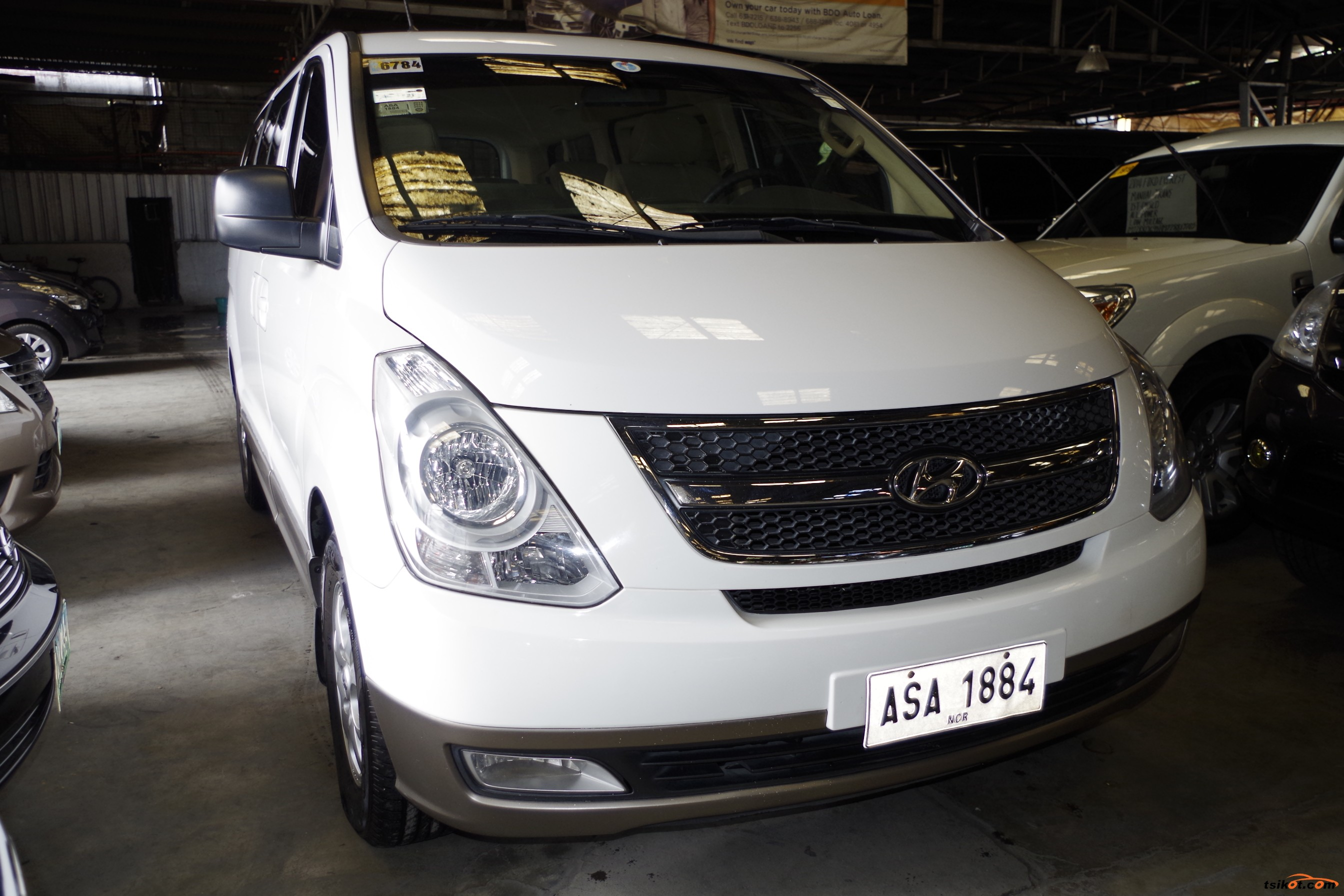 Hyundai Grand Starex 2015 - Car for Sale Metro Manila