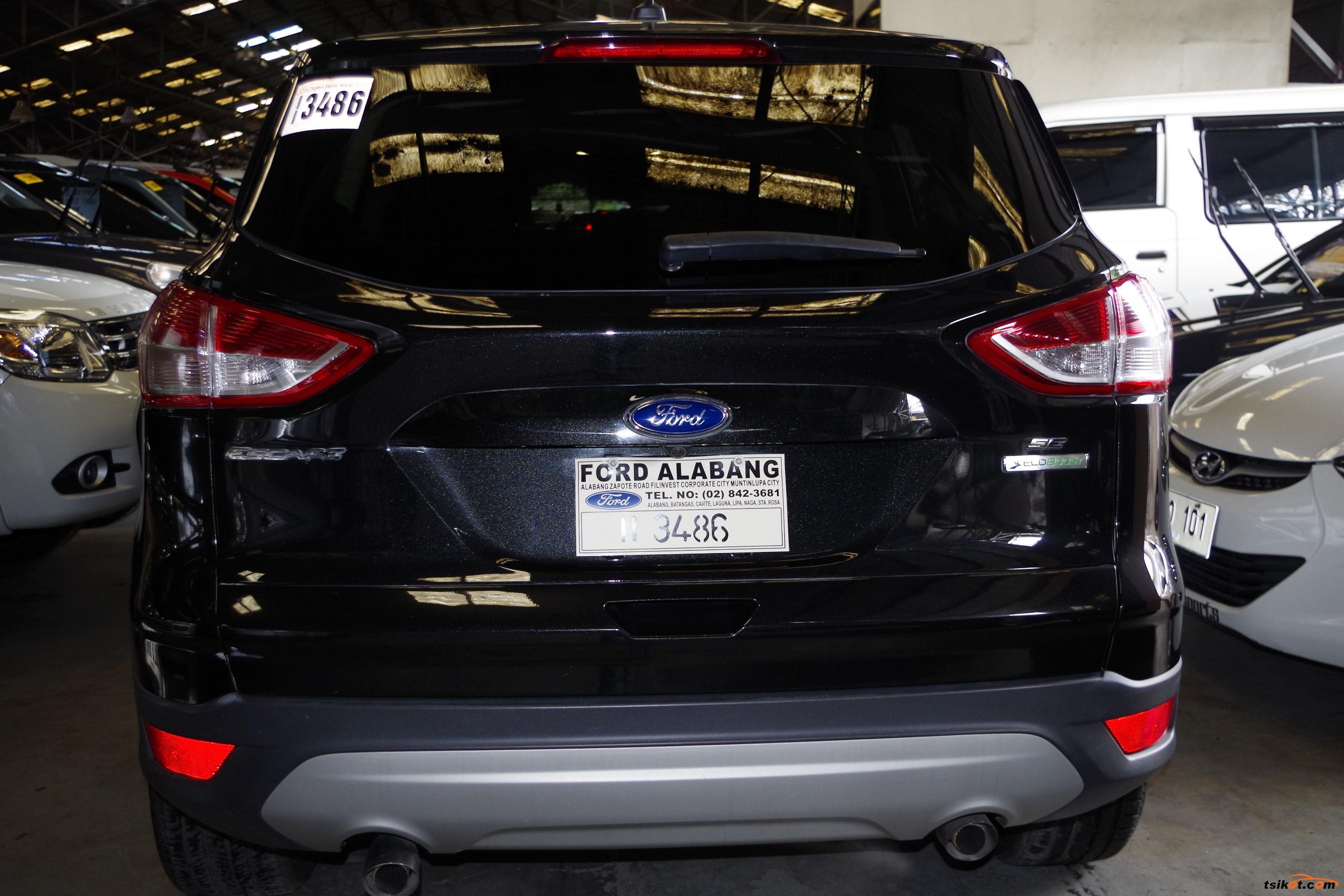 Ford Escape 2015 - 3